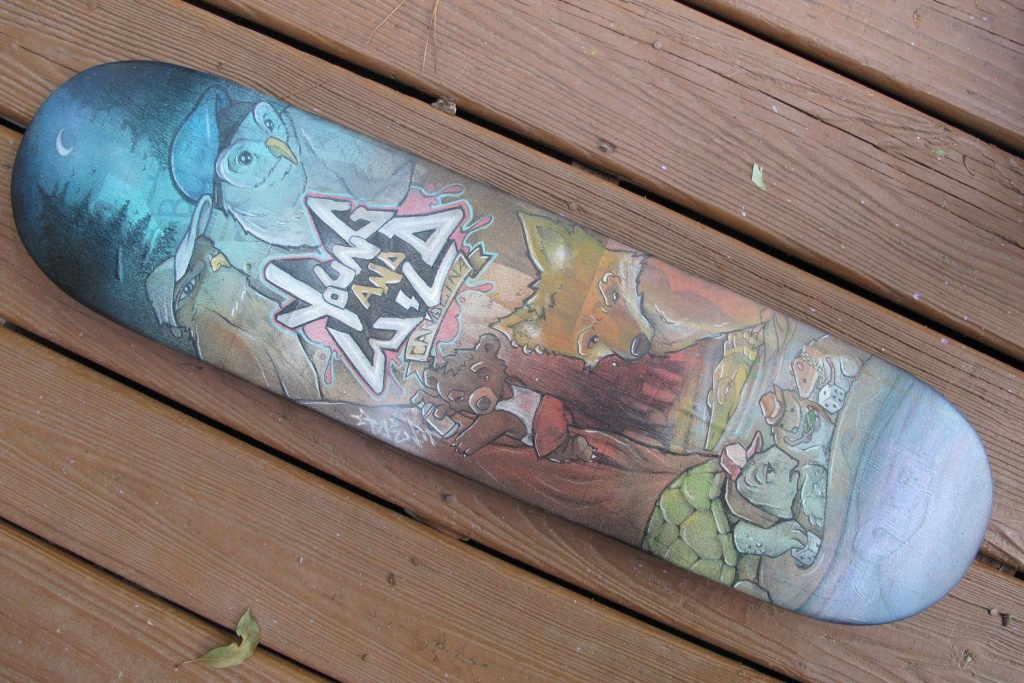 young-and-wild-skate-deck-5