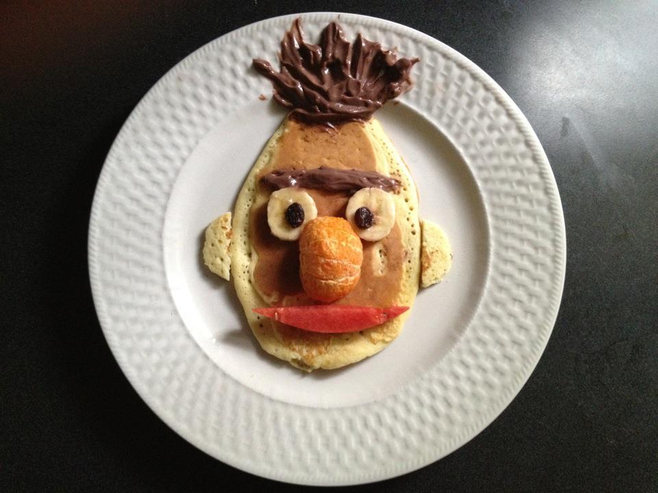 bert-pancakes