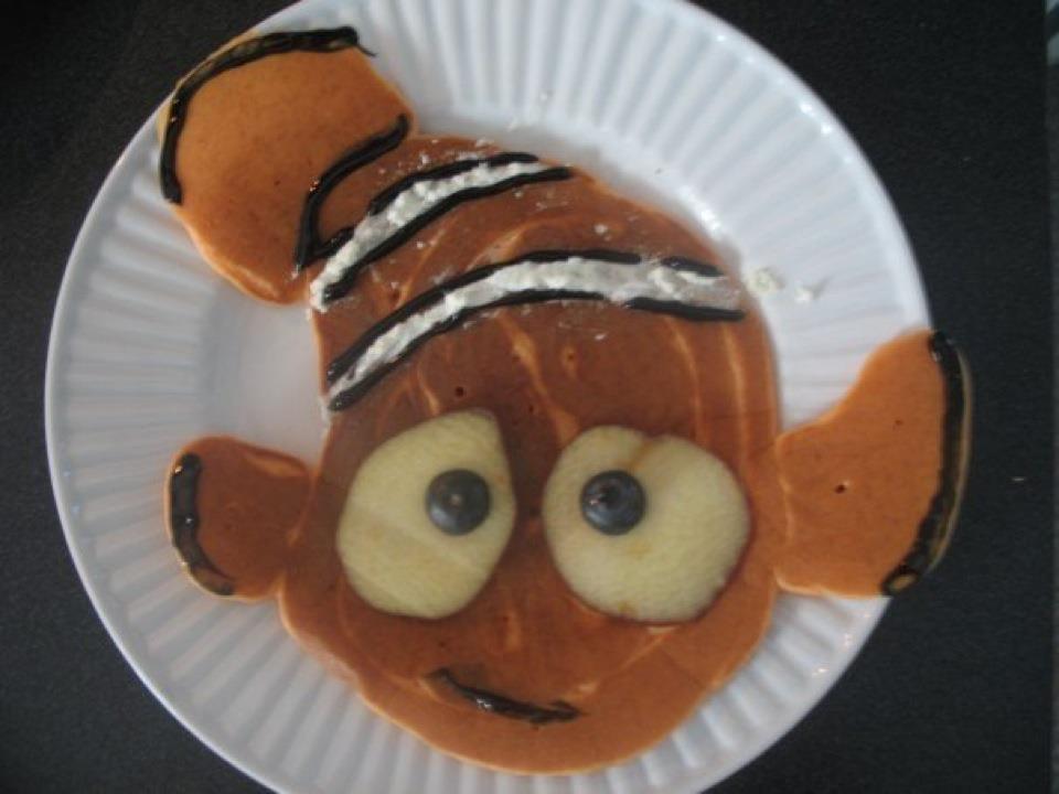 nemo-pancakes
