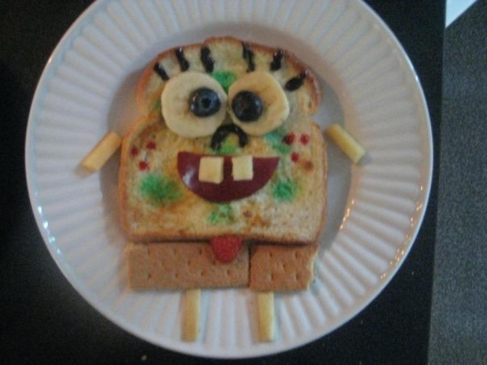 spongebob-french-toast