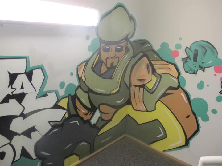 unreal-tournament-graffiti-mural-epic-games-seano-s