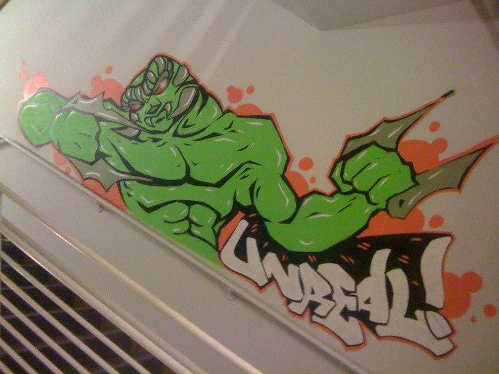 unreal-tournament-graffiti-mural-epic-games-seano